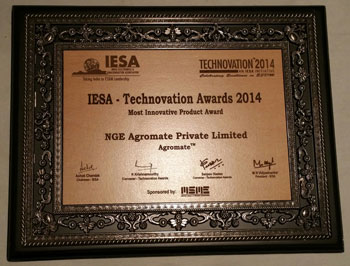 IESA Technovation Awards 2014